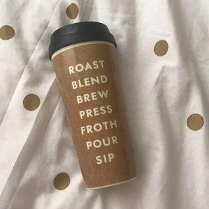Kate Spade Coffee Thermos